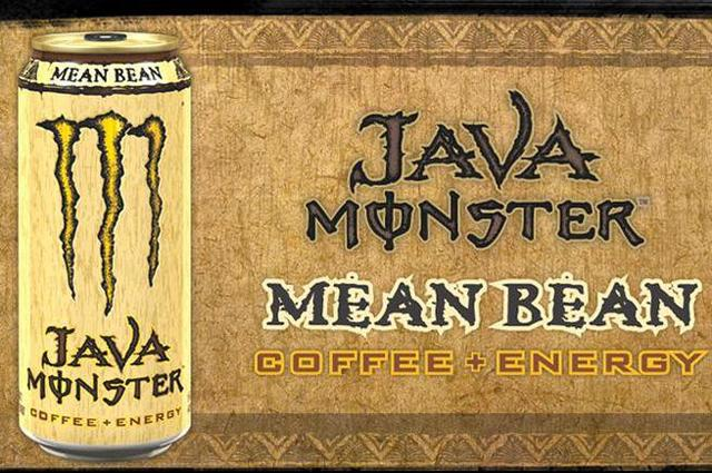 Monster Energy Drink - Java Monster - Mean Bean