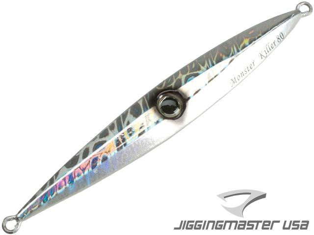 Jigging Master Monster Killer Jig #2 (Weight: 80g)