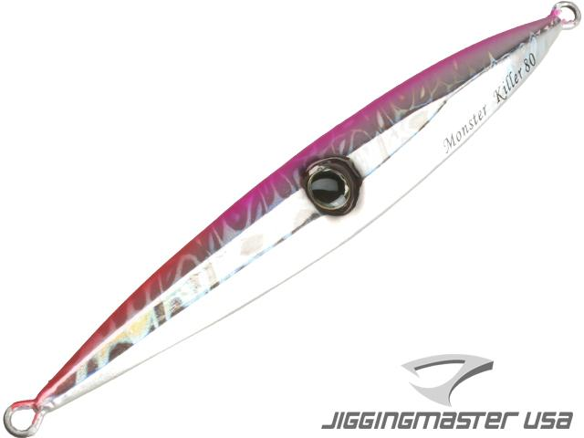 Jigging Master Monster Killer Jig #3 (Weight: 80g)