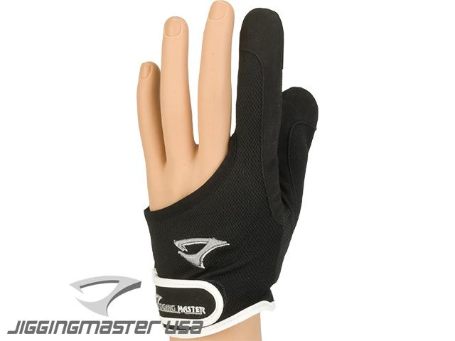 Jigging Master Special Left Hand Only 2-Finger Glove (Size: L)