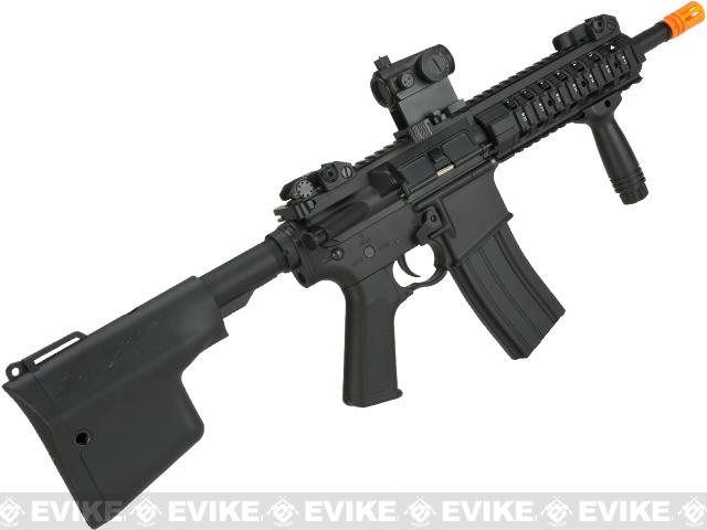 Echo1 TROY Industry licensed MRF-C G2 7 RIS M4 Airsoft AEG Rifle