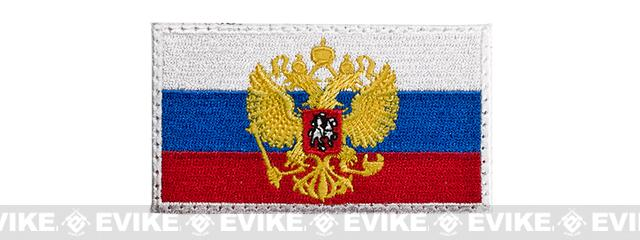 King Arms Russia Embroidered Patch
