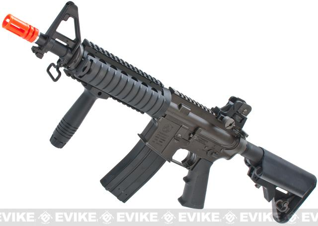 z King Arms Colt Licensed M4 CQB-R Airsoft Gas Blowback Rifle