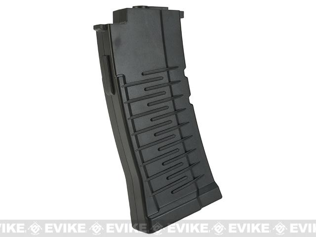King Arms 120rd Mid-Cap Magazine for VSS Vintorez Airsoft AEG Rifles