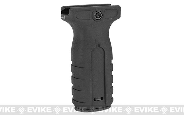 King Arms Training Weapon System (TWS) Front Grip - Black