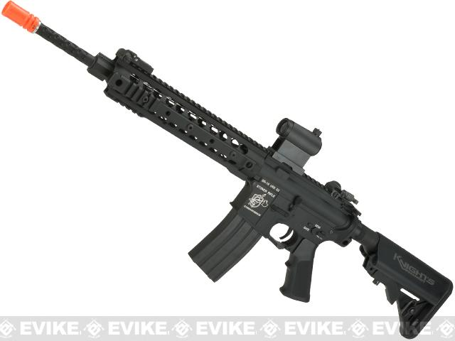 Knights Armament Airsoft URX3 M4A1 Airsoft AEG - High Speed Edition (Package: Add Battery + Charger)