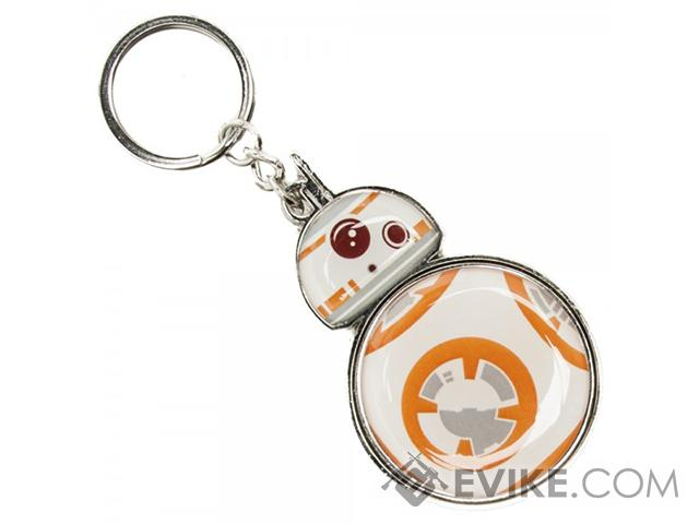 Star Wars: The Force Awakens BB8 Metal Keychain