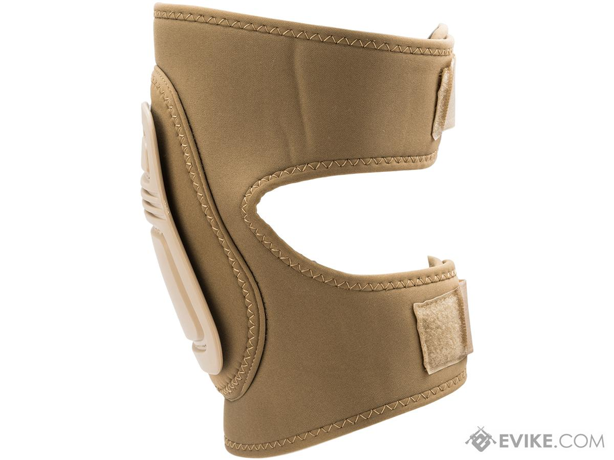 Avengers Low Profile Knee Pads (Color: Khaki)