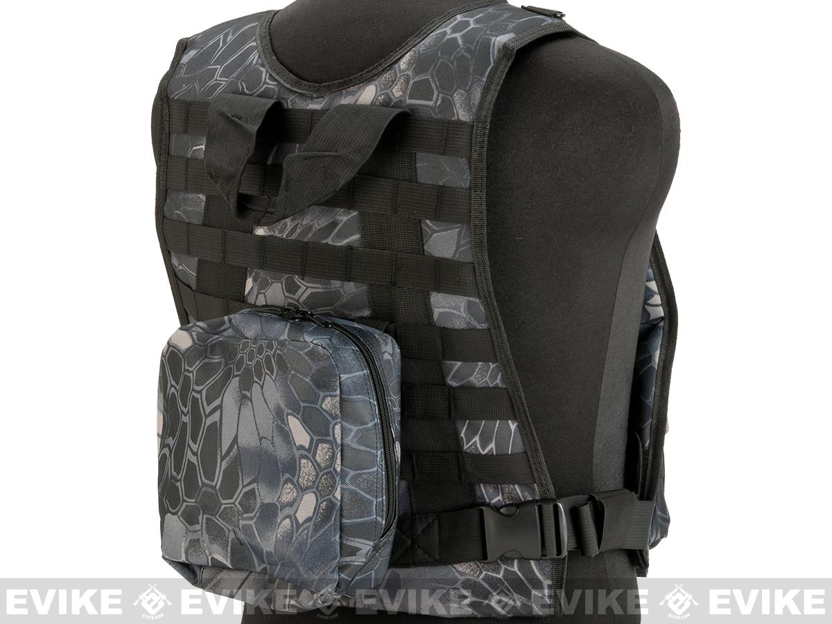 Avengers Tactical Spec. OPS MOLLE Plate Carrier / Load Bearing Vest - Urban Serpent
