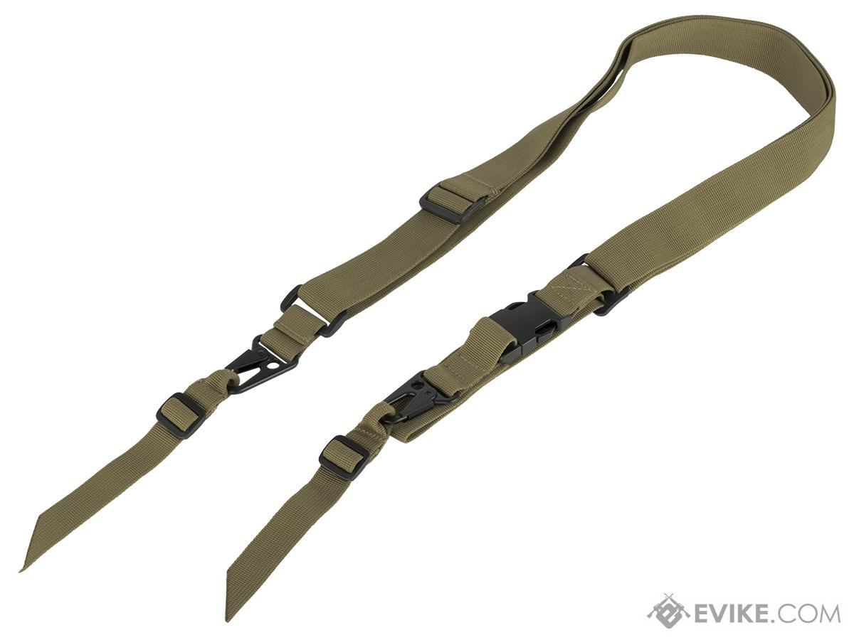 Matrix Two-point Sling without Bungee (Color: Tan)