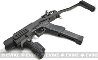 z KOO Defense Carbine Conversion Kit for Tokyo Marui KSC G series 18C Series Airsoft Pistols