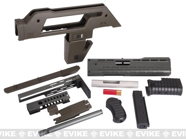 Alien Pulse Rifle Conversion Kit for Thompson M1A1 Series Airsoft AEG