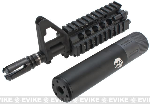 G&P Rapid Fire II RIS Front End Conversion Kit for M4 / M16 Series Airsoft AEG Rifles