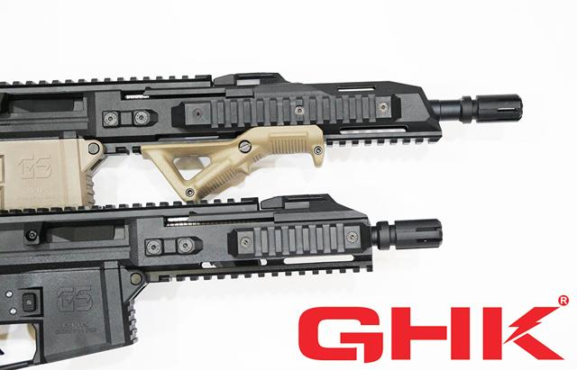 GHK 12 Conversion Kit for G5 Series Airsoft GBB Rifles - Black