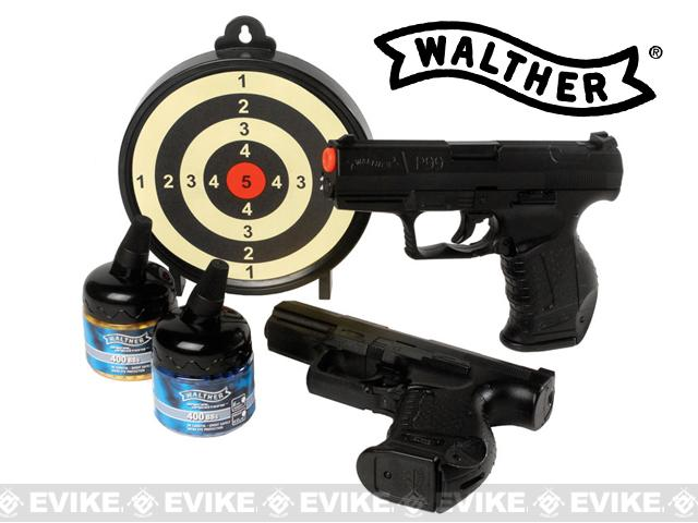 Walther P99 Airsoft Spring Pistol Dueler's Kit by Umarex