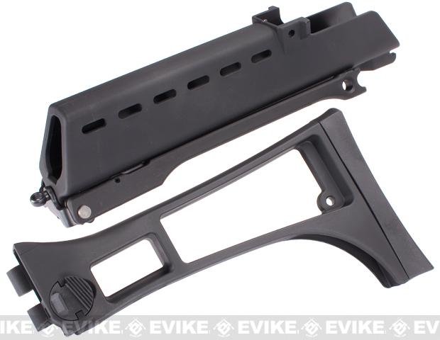 WE-Tech G39E Complete Conversion Kit for G39 Series Airsoft GBB Rifle