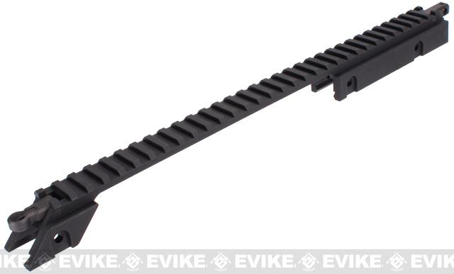 WE-Tech IdZ Future Soldier Flat Top Rail for G39 G36 Series Airsoft GBB AEG Rifle