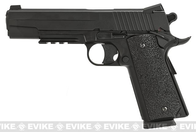 KWC GSR 1911 4.5mm CO2 Gas Non-Blowback Full Metal (NOT AIRSOFT) Air Gun Pellet Pistol