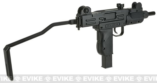 CO2 Powered Full Auto 4.5mm Mini Uzi Airgun (4.5mm AIRGUN NOT AIRSOFT)
