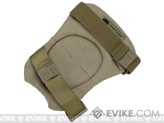 Matrix Emerson Military Knee / Elbow Pad Set - Coyote Brown