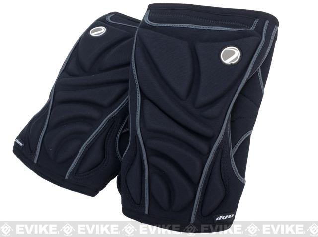 Dye Airprene Knee Pad Set - Black (Size: Large)