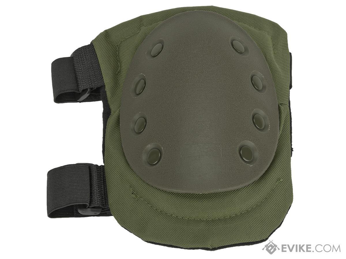 Avengers Special Operation Tactical Knee Pad Set (Color: OD Green)