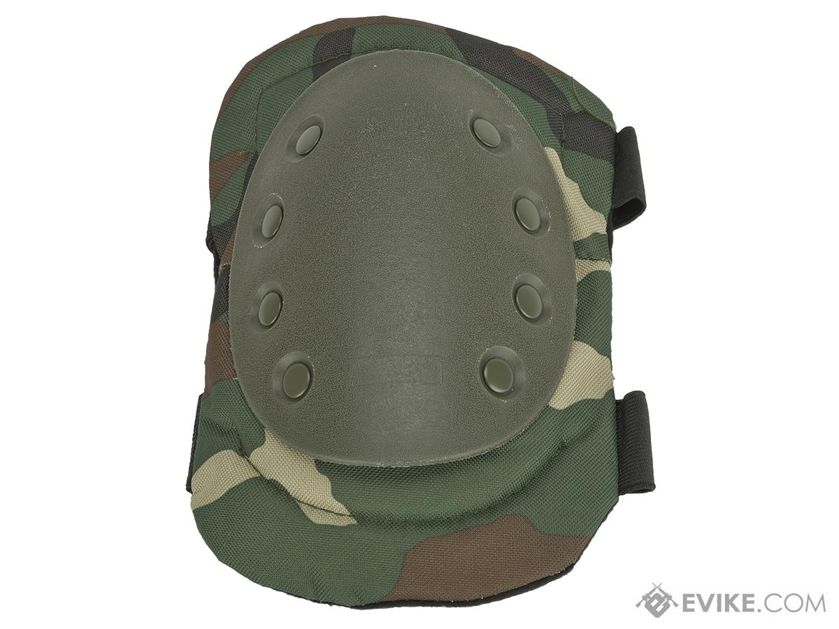 Avengers Special Operation Tactical Knee Pad Set (Color: Woodland Camo)
