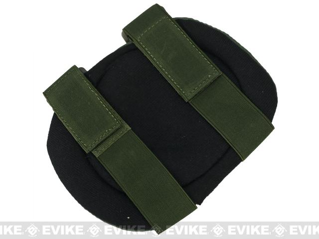Avengers Special Operation Tactical QD Knee Pad / Elbow Pad Set (Color: OD Green)