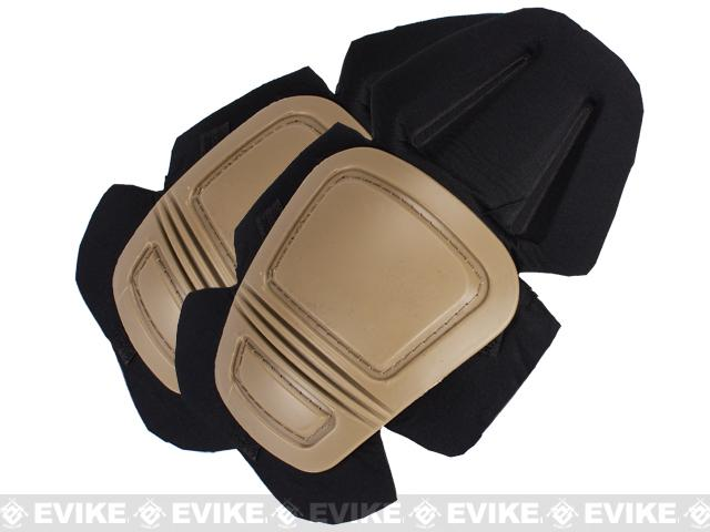 Emerson Knee Pad Set for Gen 2 / 3 combat pants - Tan