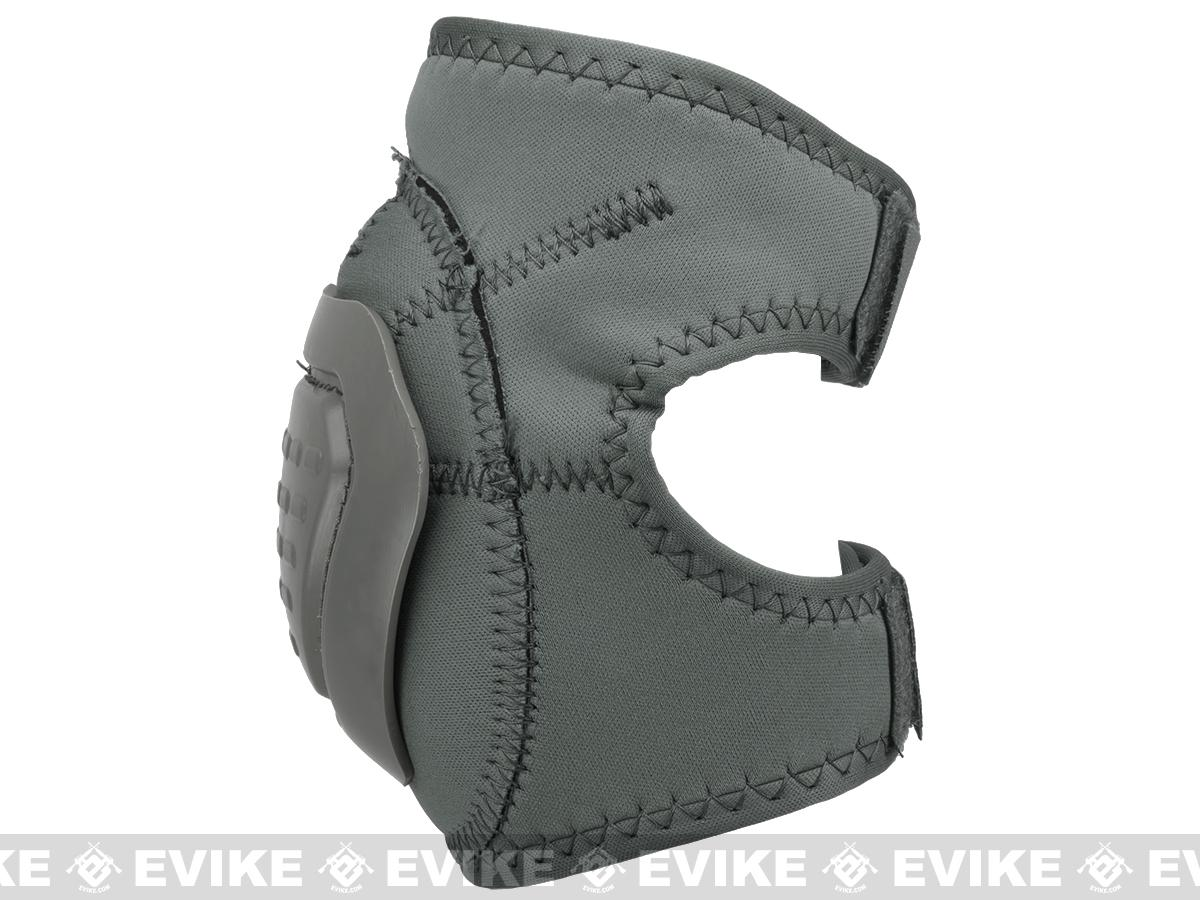 Matrix Bravo Advanced Neoprene Tactical Knee and Elbow Pad Set (Color: Ranger / Foliage Green)