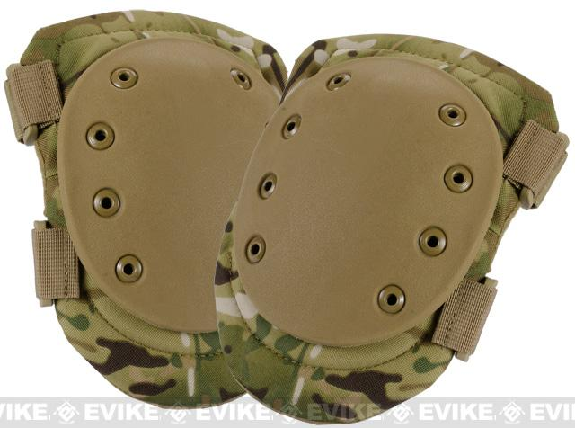 Avengers Special Operation Tactical Knee Pad Set - Land Camo