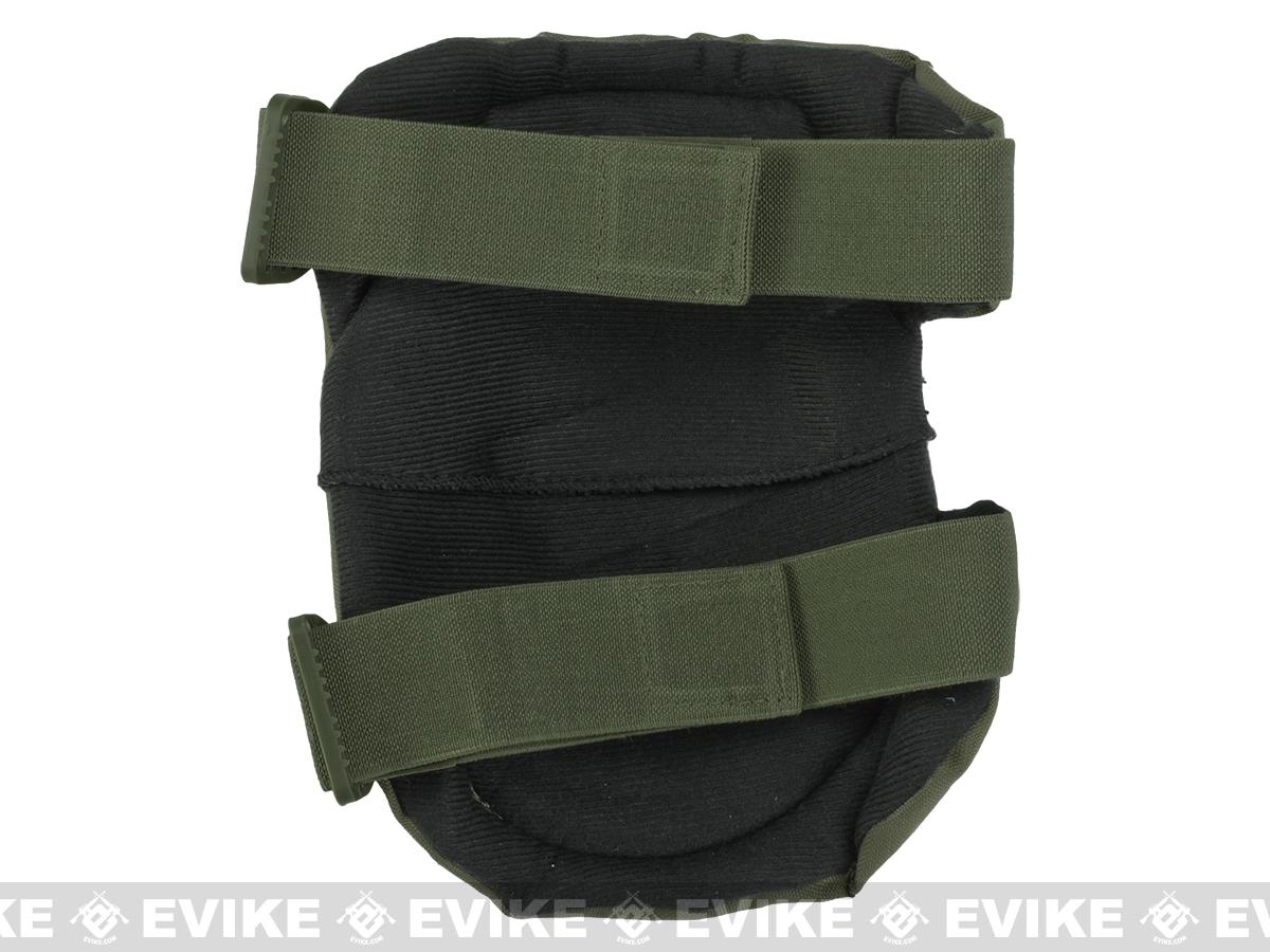 Condor Quick Release Spec Op Tactical Knee Pads (Color: OD Green)