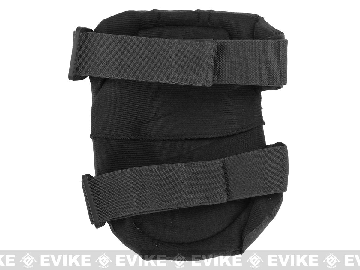 Condor Quick Release Spec Op Tactical Knee Pads (Color: Black)