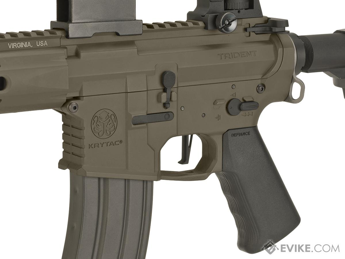 Krytac Full Metal Trident MK2 CRB Airsoft AEG Rifle - Flat Dark Earth