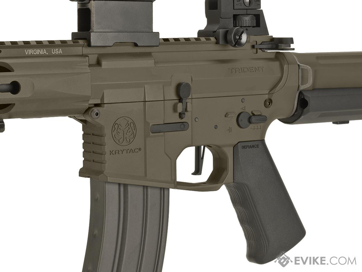 Krytac Full Metal Trident MK2 PDW Airsoft AEG Rifle - Flat Dark Earth