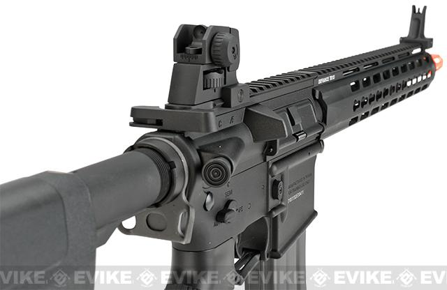 Krytac Full Metal Trident SPR Airsoft AEG Rifle - Black