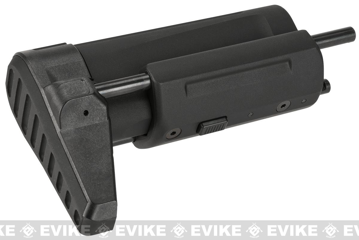 Krytac Compact Carbine / PDW Stock for M4/M16 Series Airsoft AEGs