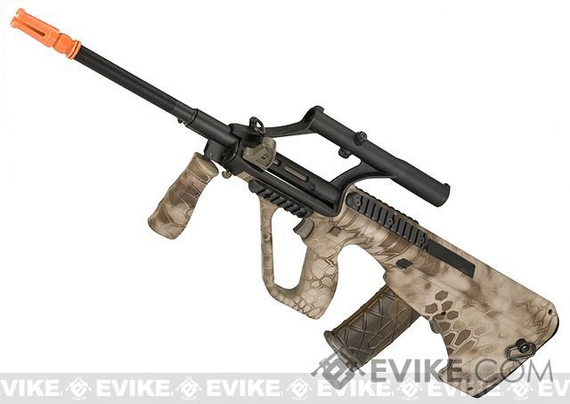 APS AUG A1  Airsoft AEG Rifle w/ Integrated Scope (Version: Kryptec Nomad / Carbine Length)