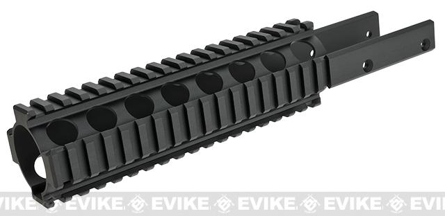 Modelwork 270mm Rail System for KWA Kriss Vector Airsoft GBB SMG