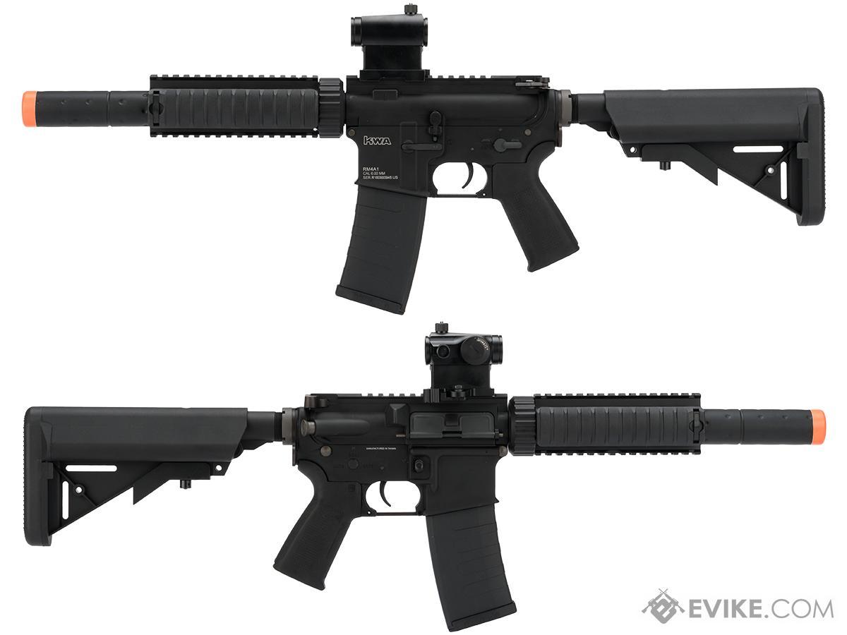 Evike Custom KWA RM4-A1 ERG EBB CQB-R Airsoft AEG Rifle