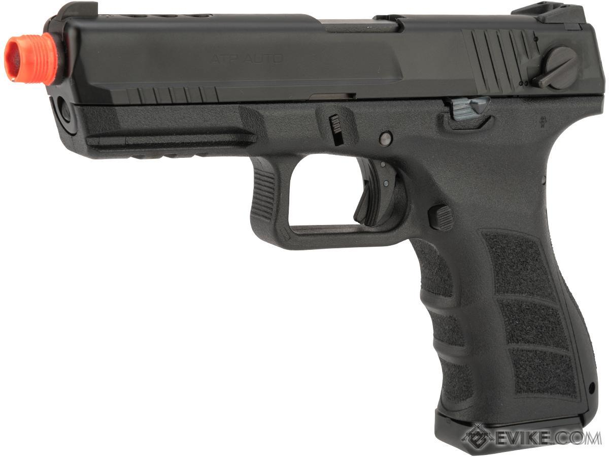 KWA ATP Full Auto Full Metal Airsoft GBB Gas Blowback Pistol