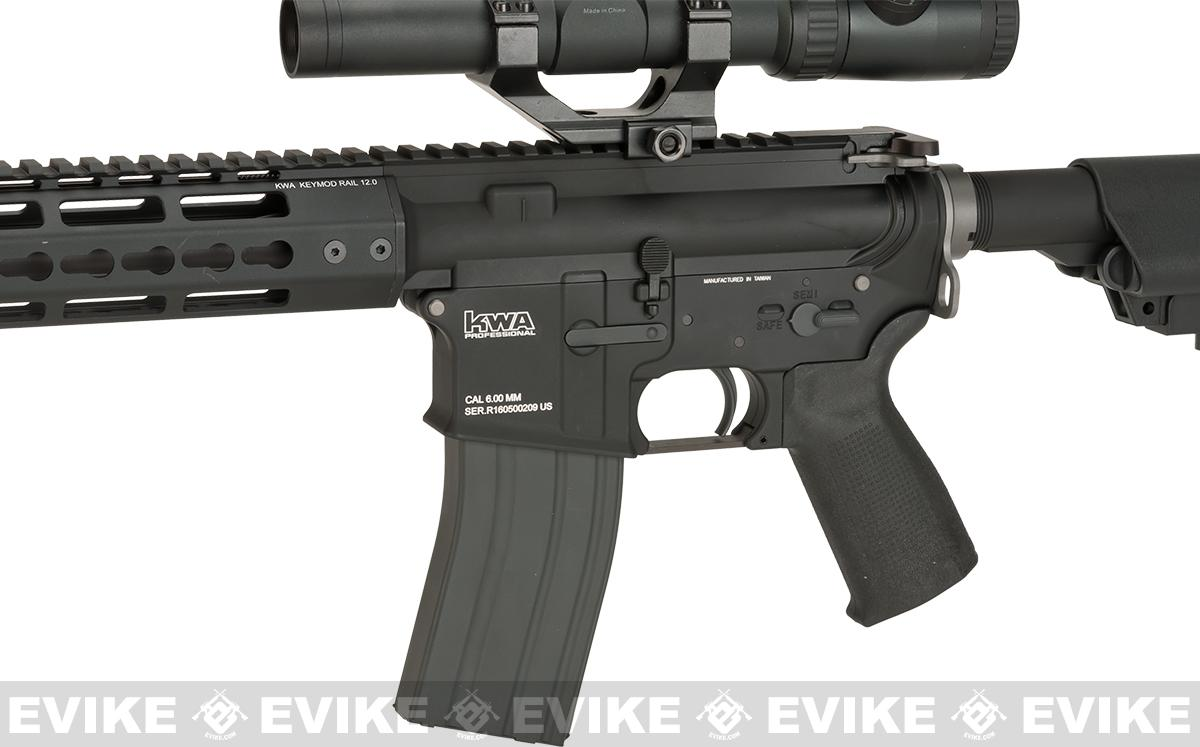 Pre-Order ETA January 2017 KWA LM4 PTR KR12 Airsoft Gas Blowback GBB Rifle