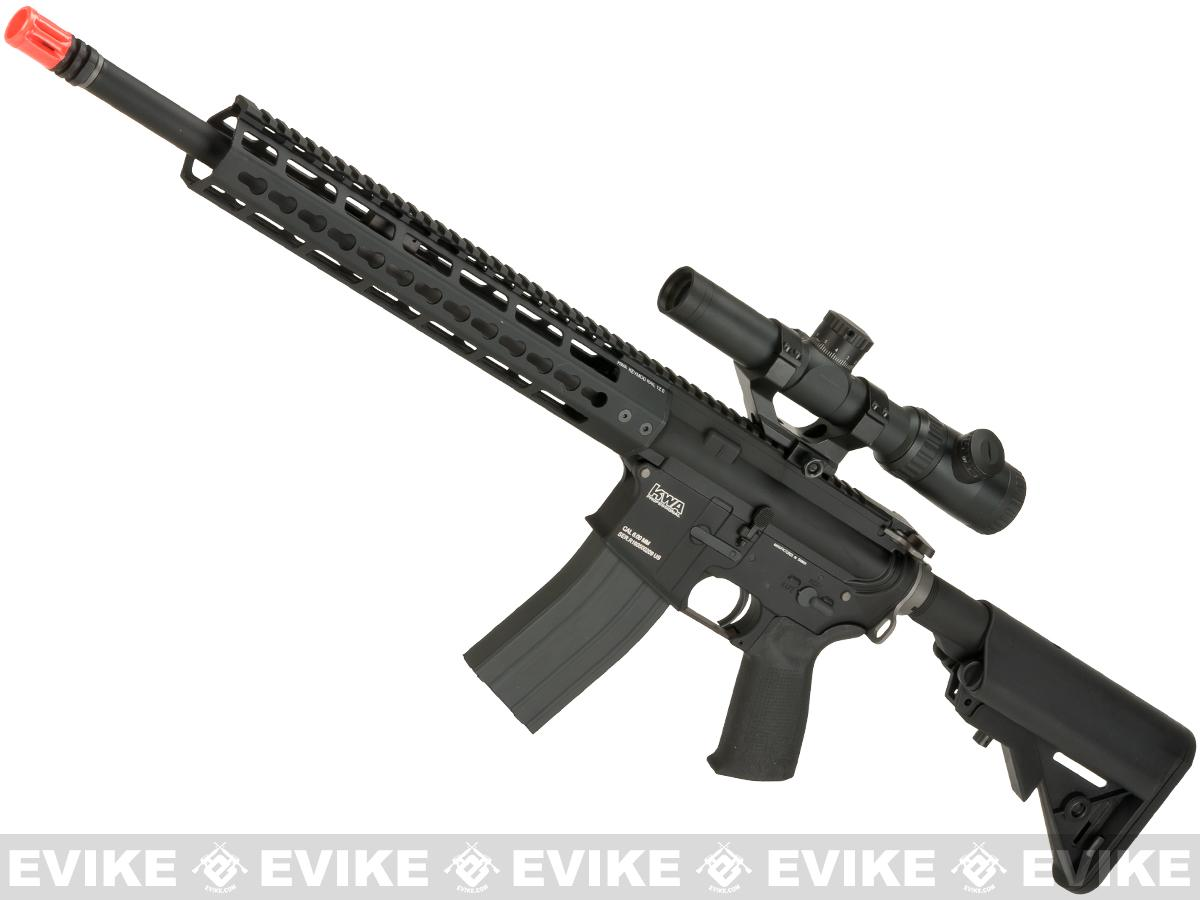 KWA LM4 PTR KR12 Airsoft Gas Blowback GBB Rifle