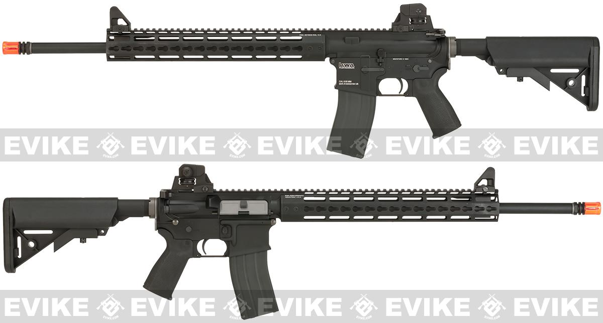 KWA LM4 PTR KR14 Airsoft Gas Blowback GBB Rifle
