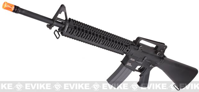 Evike Custom KWA KM16 Airsoft AEG Rifle - Daniel Defense Omega RIS 12