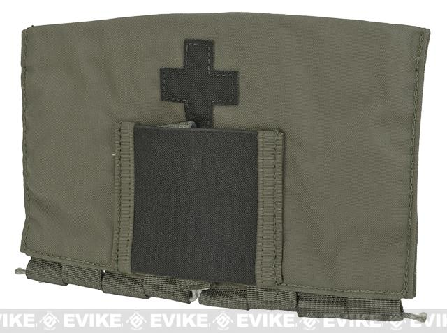 LBX Tactical Med Kit Blow-Out Pouch - Ranger Green