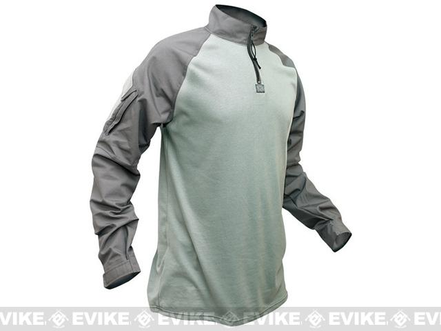 LBX Tactical Assaulter Shirt - Glacier Grey (Size: Large)