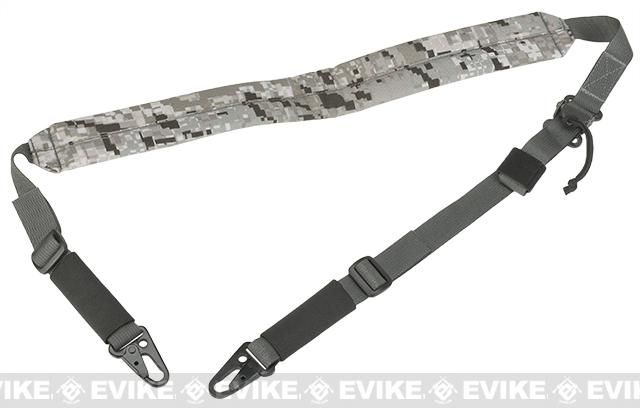 LBX Tactical 2 Point Combat Sling - Snow Raptor