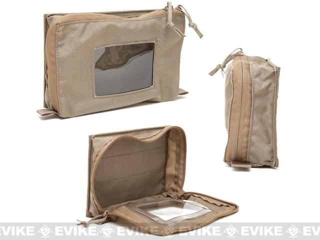 z LBX Tactical Medium Window Pouch - Coyote Tan