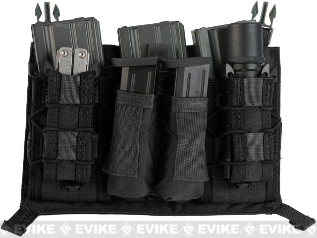 LBX Tactical Assaulters Panel for Armatus Plate Carrier - Black